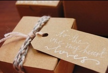 PACKAGING / BOX GIFT