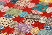 Quilts / by Caroline Rabideau