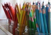 Organizing / by Rachel Olson