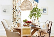 Home Decor--Dining Room / by Courtney Bell