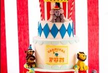 cakes - Circus/Animal/Fun / by Natoya Ridgeway
