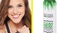NYM love / Not Your Mother's haircare www.nymbrands.com #hair #beauty #haircare #styling #products