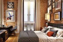 Quarto de casal / Ideias de decor e design para o quarto de casal