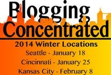 Blogging Concentrated / http://bloggingconcentrated.com Join us for our one day advanced level blogging workshop in a city near you.  / by Blogging Concentrated