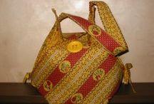 My fabric bags