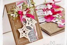 Cards / Cardmaking / by Cathy Doerr