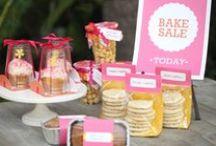 Bake Sale / by Caroline Rabideau