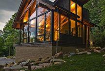 Nossa Casa / Referência de arquitetura para  a nossa casa