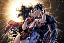 Wonder Woman & Superman / by Laura Rolen