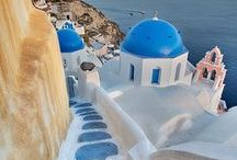 Greek islands - Santorini
