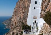 Greek islands - Amorgos