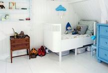 Toddlers and Little Kids / From great spaces to fun activities, here's everything you need to survive the toddler years.