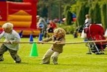 Giochi all'aperto / Arriva la bella stagione. Con la primavera tanti #giochiperbambini si possono fare all'aria aperta