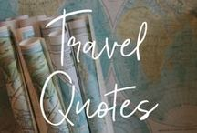 travel | QUOTES / Travel quotes to inspire family wanderlust. ∙∙ #familytravel #travelwithkids #worldschool #wanderlust ∙∙ Family Travel | Travel with Kids | Travel with Baby | Travel with Toddler | Worldschooling | Family-Friendly | Budget Travel | Adventure Travel