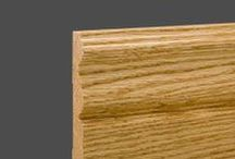 Colonial Style / Take a look at our customer favorites. Learn more about our Colonial Style Mouldings on www.menznerhardwoods.com