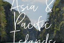 travel | ASIA & PACIFIC ISLANDS / Tips and inspiration for traveling Asia and the Pacific Islands with kids. ∙∙ #familytravel #travelwithkids #worldschool #wanderlust ∙∙ Family Travel | Travel with Kids | Travel with Baby | Travel with Toddler | Worldschooling | Family-Friendly | Budget Travel | Adventure Travel | Beach Vacation | Island Hopping | Best Destinations | Itinerary | Packing List | China | Hong Kong | South Korea | Maldives | Vietnam | Cambodia | Laos | Malaysia | Singapore | Philippines | Bora Bora | Fiji | Tahiti
