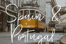 travel | SPAIN & PORTUGAL / Tips and inspiration for traveling Spain and Portugal with kids. ∙∙ #familytravel #travelwithkids #worldschool #wanderlust ∙∙ Family Travel | Travel with Kids | Travel with Baby | Travel with Toddler | Worldschooling | Family-Friendly | Foodies | Budget Travel | Adventure Travel | Camping Vacation | Best Destinations | Itinerary | Rail Travel | Road Trip | Packing List | Europe | Madrid | Barcelona | Valencia | Seville | Ibiza | Mallorca | Lisbon | Cascais | Sintra | Porto