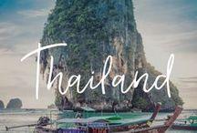 travel | THAILAND / Tips and inspiration for traveling Thailand with kids. ∙∙ #familytravel #travelwithkids #worldschool #wanderlust ∙∙ Family Travel | Travel with Kids | Travel with Baby | Travel with Toddler | Worldschooling | Family-Friendly | Budget Travel | Adventure Travel | Beach Vacation | Island Hopping | Best Destinations | Itinerary | Packing List | Asia | Bangkok | Chiang Mai | Phuket | Koh Lanta | Koh Samui