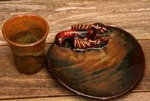 Handmade in Louisiana Creations /  A team of artisans and crafters who live in or are from Louisiana and who work together to support and promote each other. Find us on Facebook.  Handmade Louisiana! and Etsy NOLA ! / by Sharon Hutson Hurricane Pottery