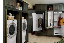 Beautiful Laundry Rooms / by Sara Wolf