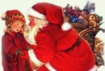 Ho Ho Holiday / The beautiful holiday.  / by Maria Rodriguez Stidham