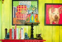 Eye Candy for the Home / It's ALL about the details.  / by Maria Rodriguez Stidham