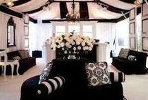 Pink {Loves} Black & White