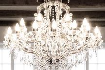 Pink {Loves} Chandeliers