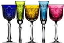 Pink's Obsession with Stemware