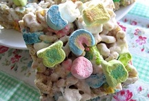 ♥ Cereal Treats ♥ / Marshamallow-y goodness for all!!!!