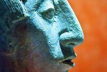 ❖】Olmec, Aztec, & Mayan 【❖ / Ancient Mexico, Guatemala, Honduras, El Salvador, ect / by Molly Elliott