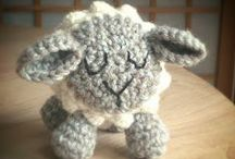 Crochet and Knitting / by Katherine Crombie