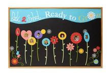 Classroom Decor/Boards / Decor and bulletin board ideas / by Kathy Casebeer Luetjen
