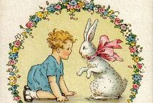 Hippity Hoppity... Easter's on its way / HE has risen!   / by Maria Rodriguez Stidham