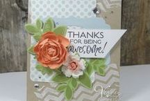 Being Awesome / by Verve Stamps
