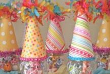 Party Hardy Honey / Party decorations that have a WOW Factor!  / by Maria Rodriguez Stidham