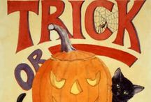 Trick or Treat / Creations with a twist of spooky.  / by Maria Rodriguez Stidham