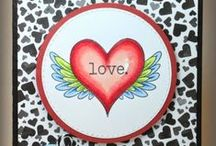 Wings of Love / by Verve Stamps