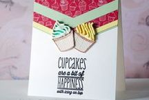 Cupcakes / by Verve Stamps