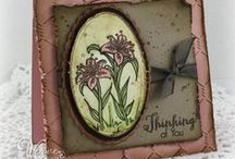 Framed Lilies / by Verve Stamps
