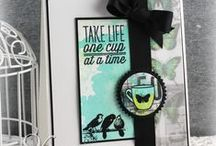 One Cup / by Verve Stamps