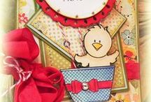 Chicks Rule / by Verve Stamps