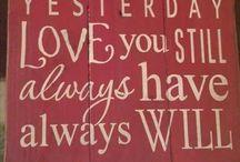 LOvE u FoReVeR / Valentine's Day / by Maria Rodriguez Stidham