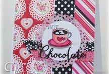 Chocolate / by Verve Stamps
