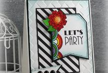 Deco Borders / by Verve Stamps