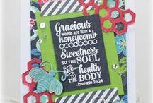 Proverbs 16:24 / by Verve Stamps