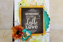 Latte Love Digi / Latte Love is a digital download from Verve, available free through October 15, 2015.  http://shopverve.com/lalodifr.html / by Verve Stamps