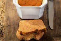 Foie gras / Recettes avec foie gras, idées d'association ou simplement belles photos