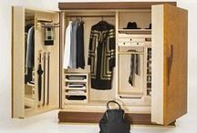 INTERIOR: STORAGE / Storage is a necessary part of every home.  Bonus points if you can also make it elegant and creative like these examples.