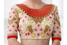 Readymade Blouses / Latest collection of designer readymade blouses.